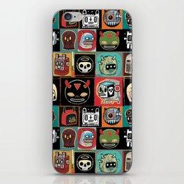 Headhunter outlanders  iPhone Skin