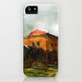 Who is in the house of my heart iPhone Case