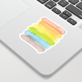 Colors of Pride Sticker