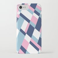 matisse iPhone & iPod Cases featuring Matisse Map Pink by Project M