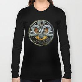 """""""Astrological Mechanism - Aries"""" Long Sleeve T-shirt"""