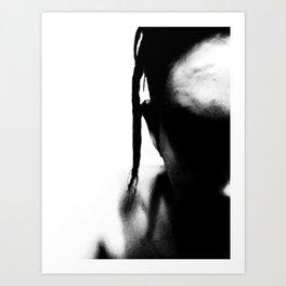 [ ... Boogeyman - #3. ] Art Print