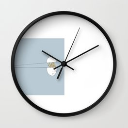 four Wall Clock
