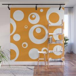 Circles Dots Bubbles :: Marmalade Wall Mural
