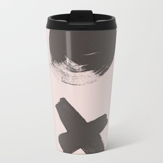 Ink your love Metal Travel Mug
