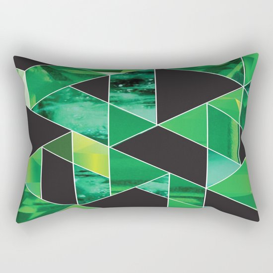 Emerald Rectangular Pillow