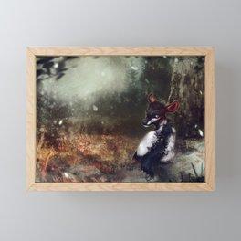 First Light Framed Mini Art Print