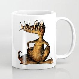 Monster Crocodile Coffee Mug