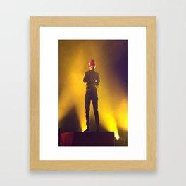 Tyler Joseph Framed Art Print