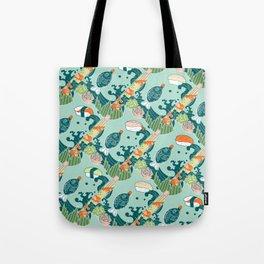 Sushi take-out! Tote Bag
