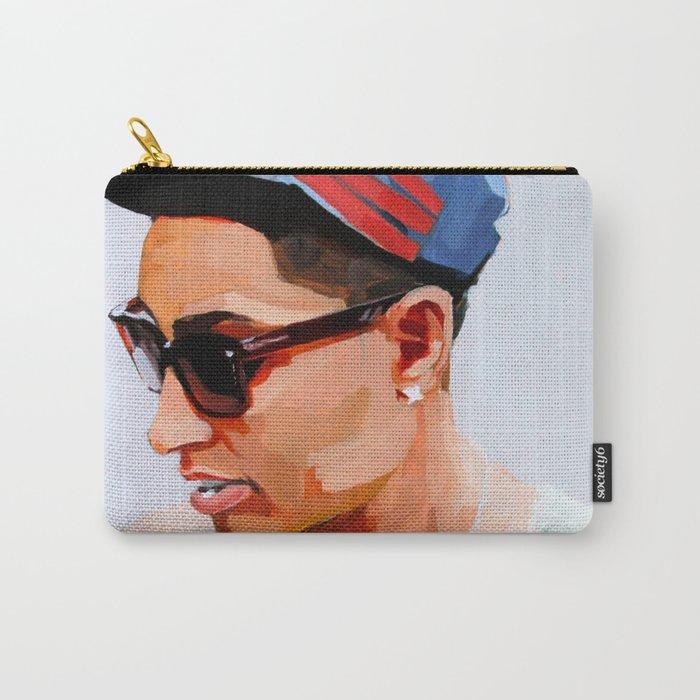 Kiana Carry-All Pouch