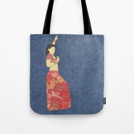 Belly dancer 5 Tote Bag