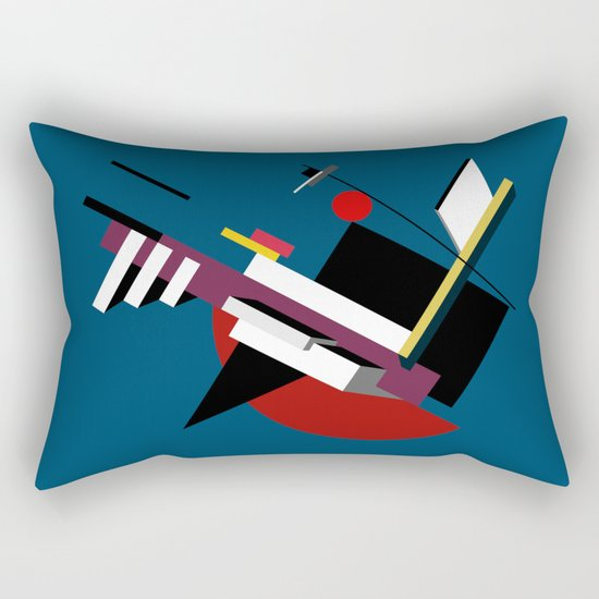 STARSHIP Rectangular Pillow
