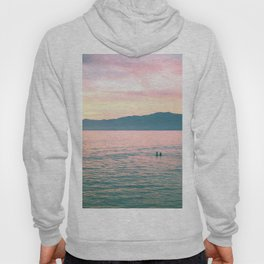 Beach Mountain Sunrise Hoody