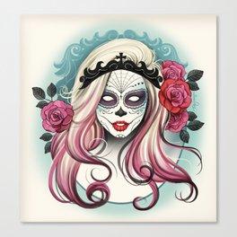 ¡Dia de los Muertos! Canvas Print