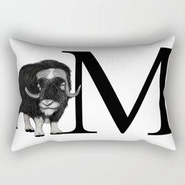 muskox Rectangular Pillow