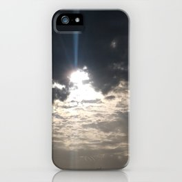 Heavens comes alive iPhone Case