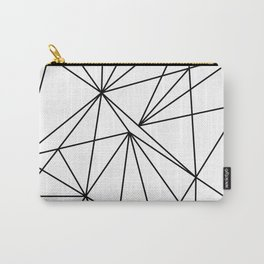 Geometric Abstract - Triangles #2 Carry-All Pouch