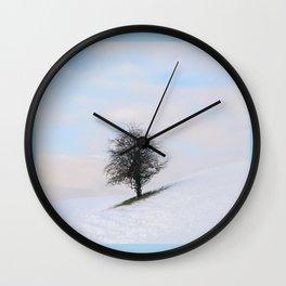 Simplicity in itself Wall Clock