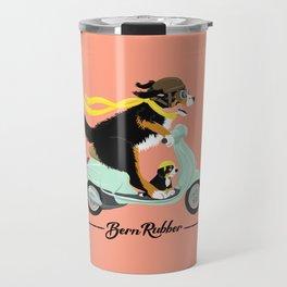 Bern Rubber - Seafoam Scooter Travel Mug