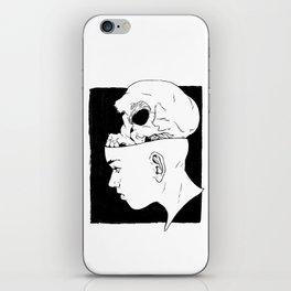Death Mask - 1 iPhone Skin