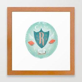 Ravenclaw Framed Art Print