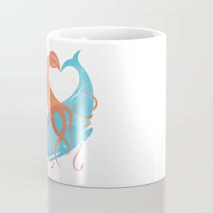 Hug It Out Coffee Mug