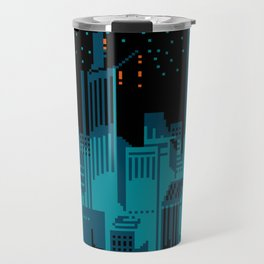 NES Cityscape 05 Travel Mug