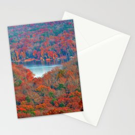Morrow Mountain Overlook Stationery Cards