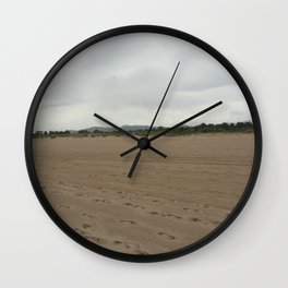 NUDIST Wall Clock