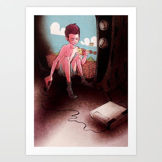 Nestalgia Art Print