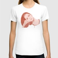 ultraviolence T-shirts featuring LANA by Itxaso Beistegui Illustrations