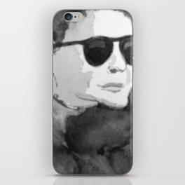Shades (B&W) iPhone Skin
