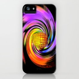 Abstract Perfection 26 iPhone Case
