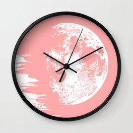 Lunar Lady Wall Clock