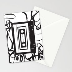 Cassette Tapes Stationery Cards