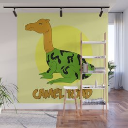 The Camel Toad Wall Mural