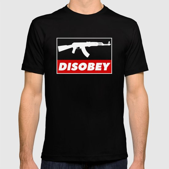 DISOBEY by supretodesign