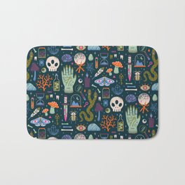 Curiosities Bath Mat