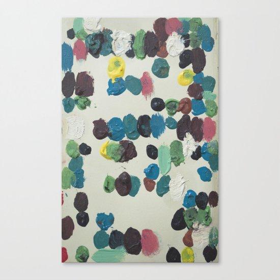 Demian Canvas Print