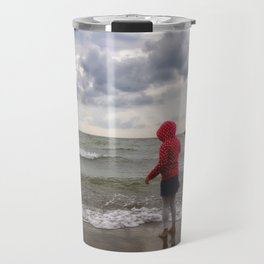 Beach Girl Travel Mug