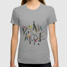 Draw More (Color) T-shirt