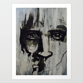 Lifeless Art Print