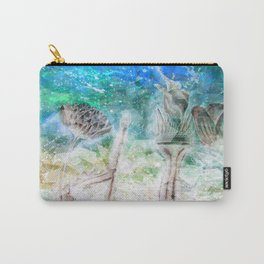 Day Garden Carry-All Pouch
