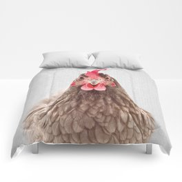 Chicken - Colorful Comforters