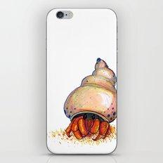 Hermit's Hermit iPhone & iPod Skin