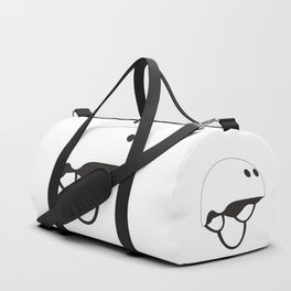Skateboard Helmet Duffle Bag