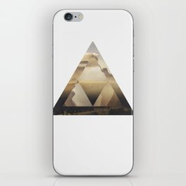 Hyrule - Power of the Triforce iPhone Skin