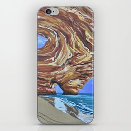 In The Cleft iPhone Skin