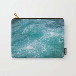 Jade sea Carry-All Pouch